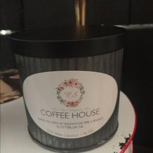 Clove Sage Coffee House Candle